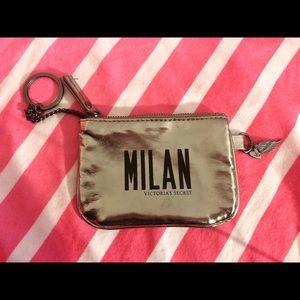 VS Milan Keychain Change Wallet